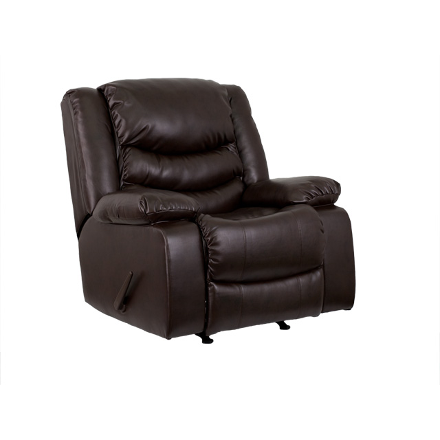 Beautiful Oversized Office Chairs Brown Leather Lever Rocker Recliner With Padded Arms By Flash Furniture And Decorating